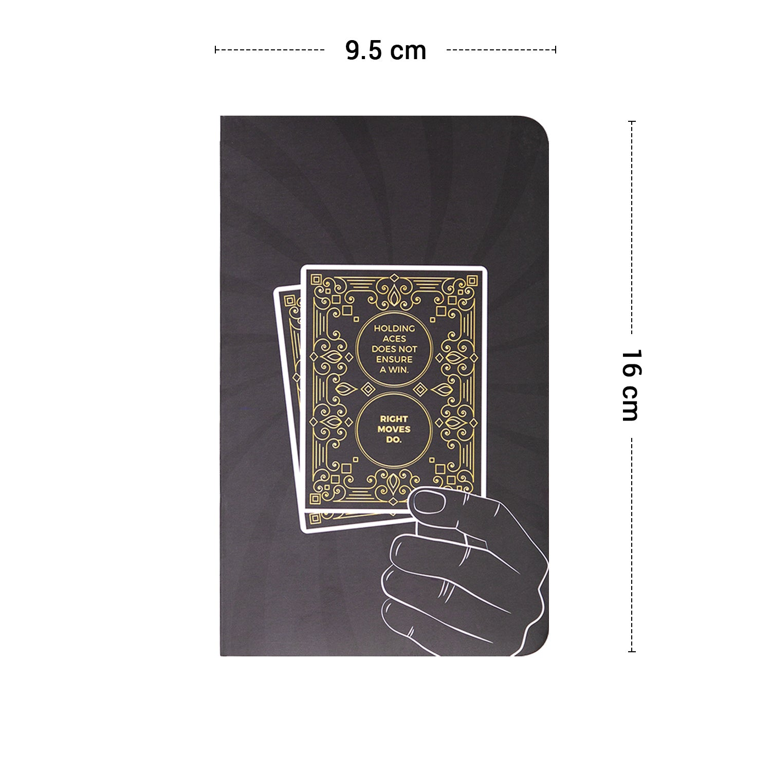 Holding Aces Compact Book