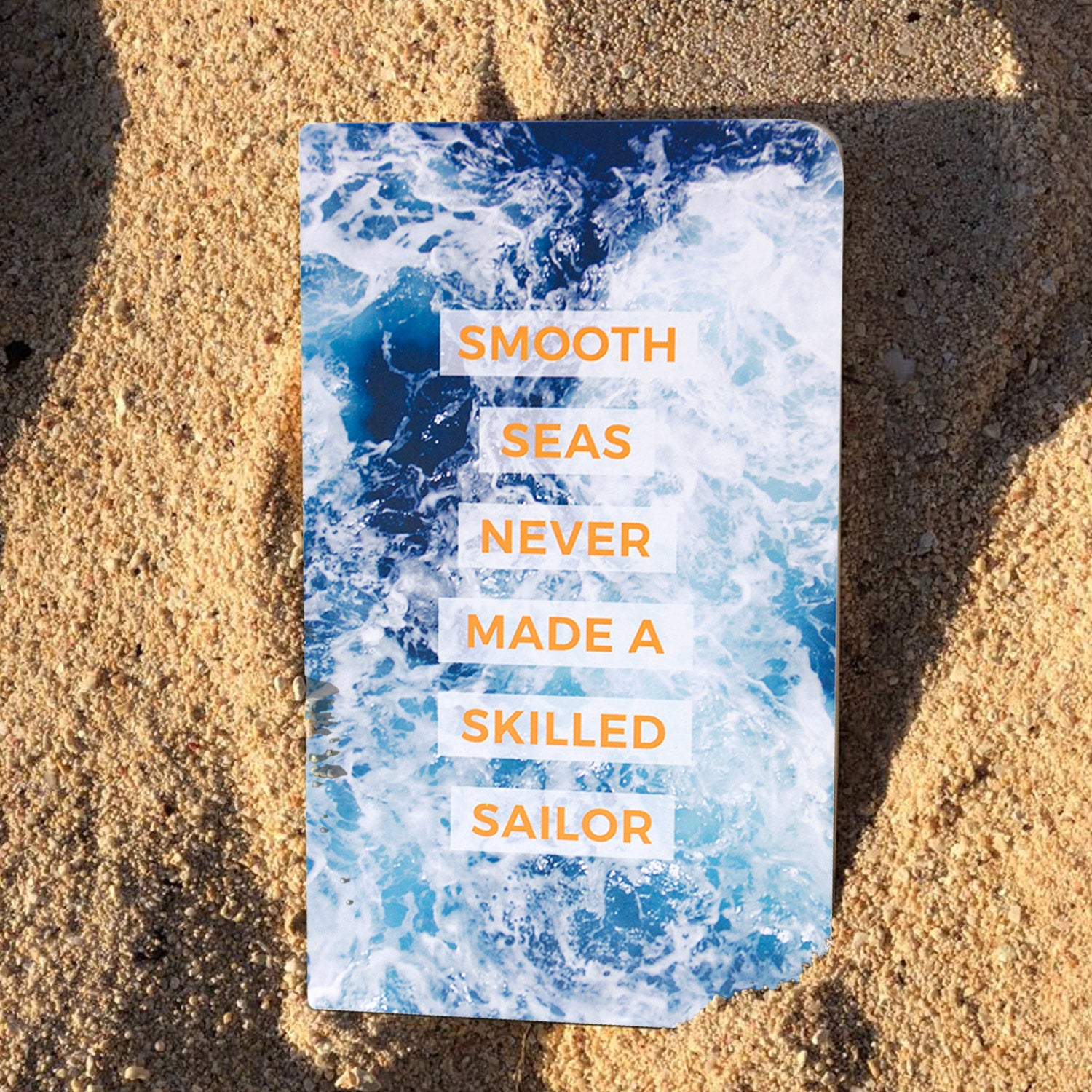 Smooth Seas Compact Book