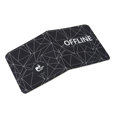 Offline,Unplug ,Travel Pocket Book Set (3 Pcs)