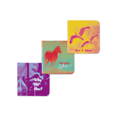 Rise & Shine Pocket Books Set (3 Pcs)