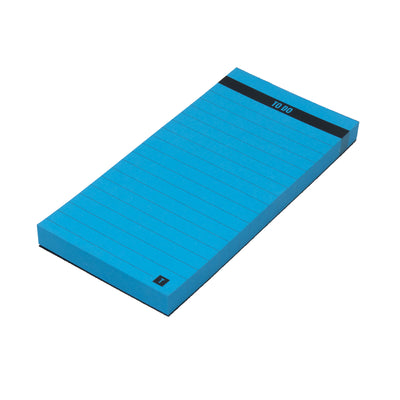 To Do Blue Memo Pad