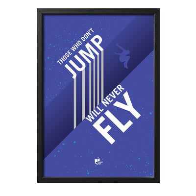 Fly Black 12X8 Frame