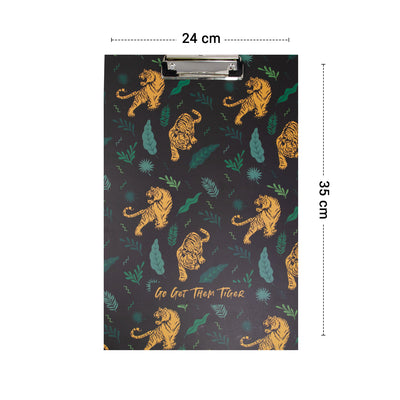 Tiger Large Exam Writing Pad