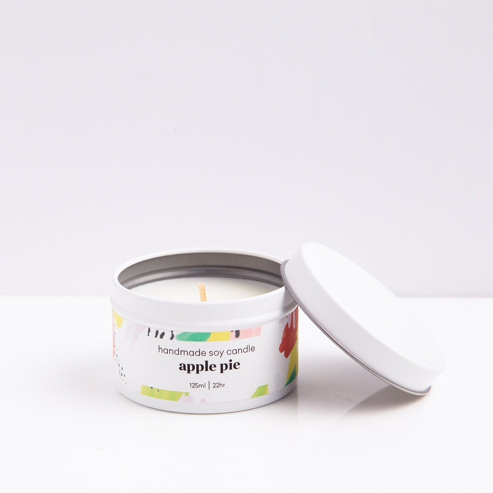 Apple Pie Scented Candle Candles Sweet Magazine