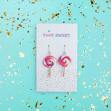 Berry Lollipop Drop Earrings Jewellery Sweet Magazine