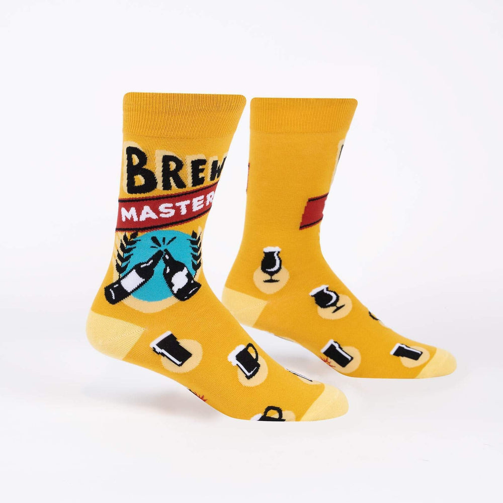 Brew Master Beer Socks Socks Sock It To Me
