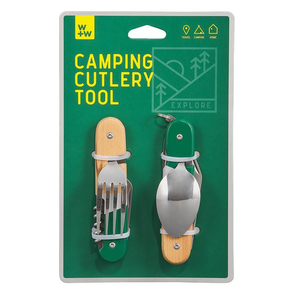 Camping Cutlery Tool Kitchen Wild + Wolf