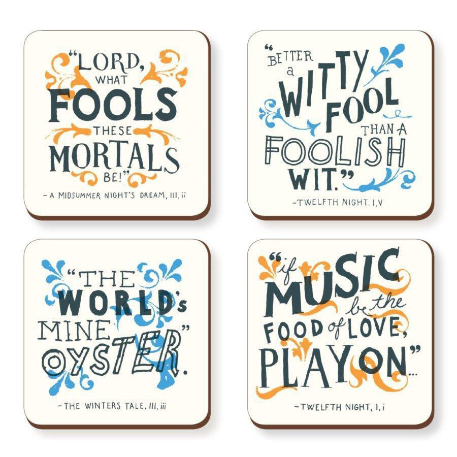 Coasters - Wine & Mirth Kitchen The New Yorker