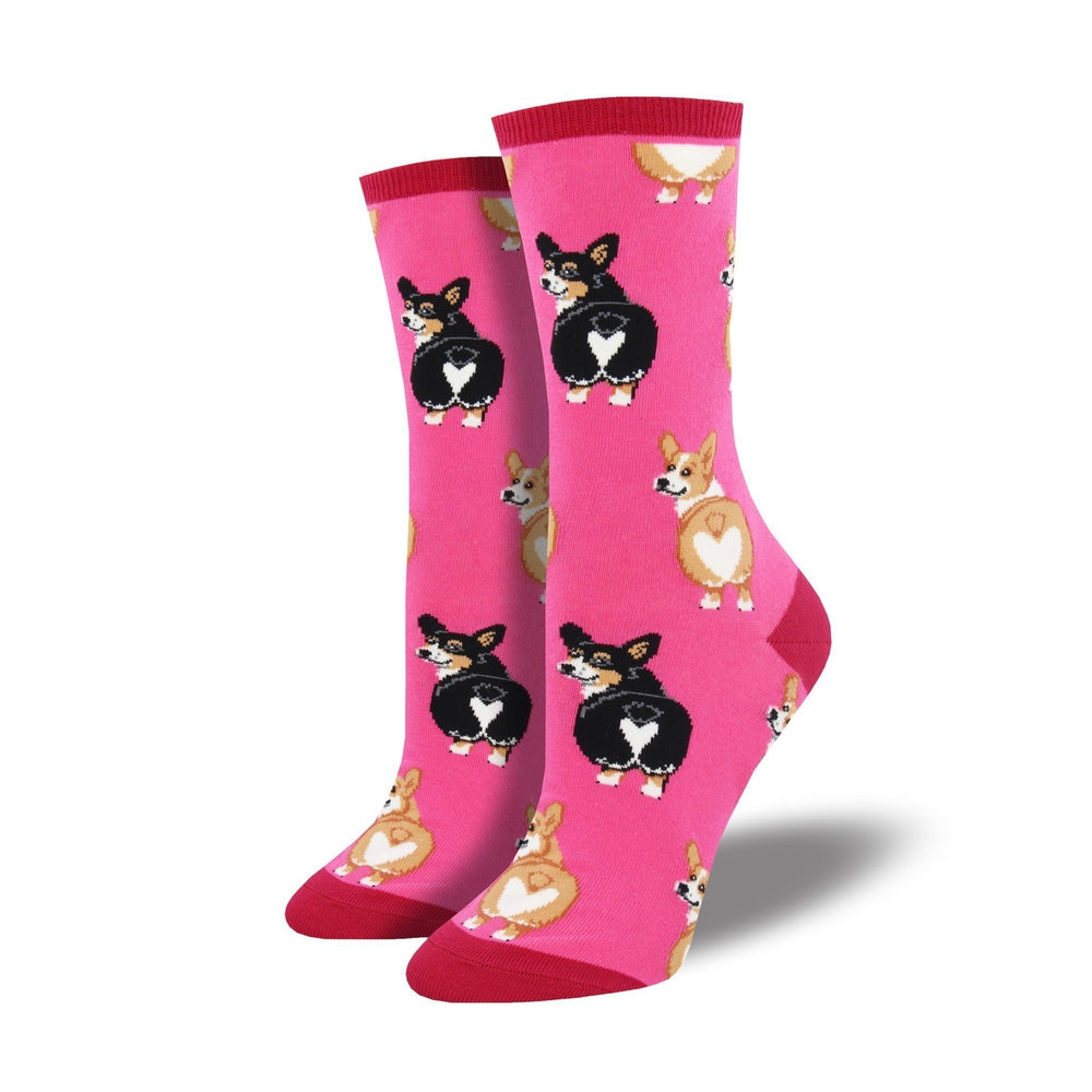 Corgi Butt Socks Socks Sock Smith
