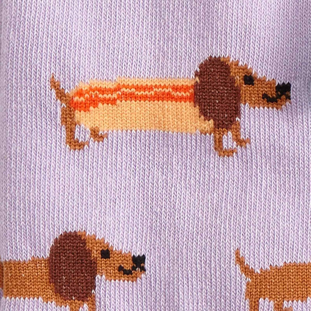 Hot Dog Sausage Dog Socks Socks Sock It To Me