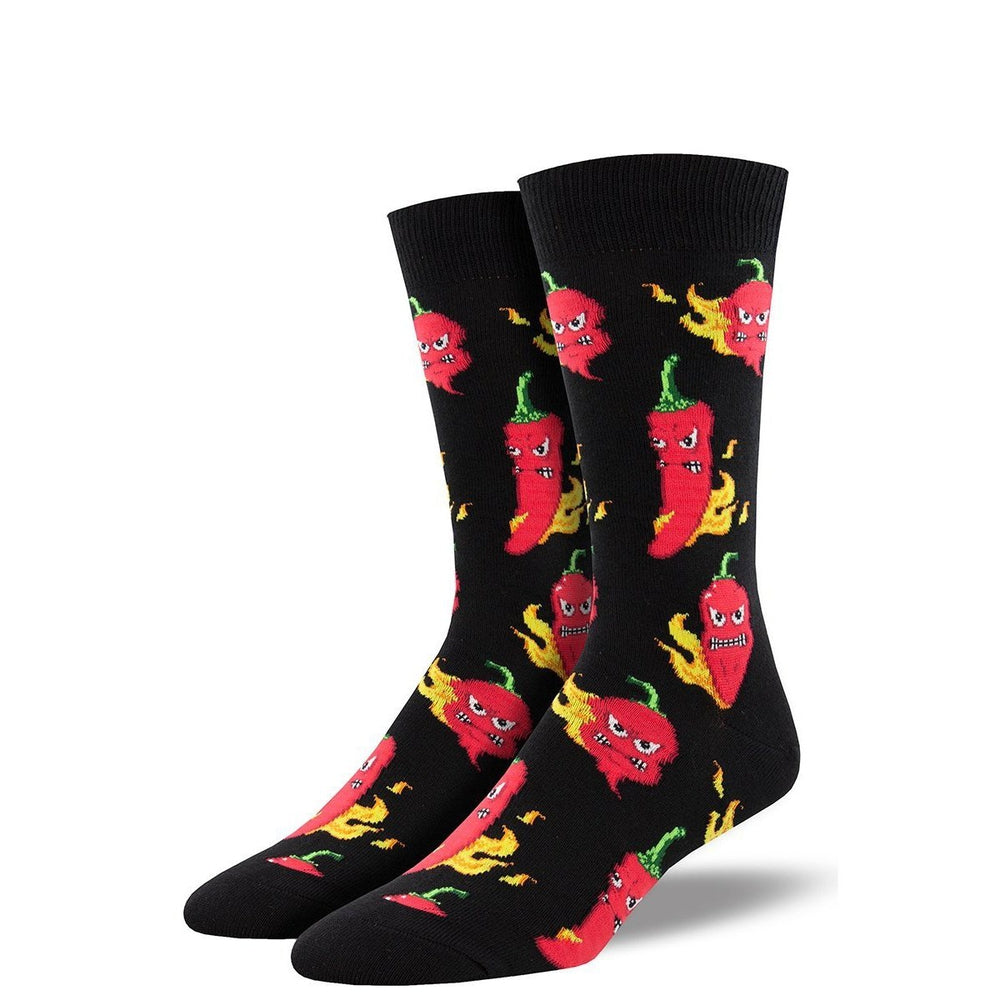 Hot Stuff Chilli Socks Socks Sock Smith