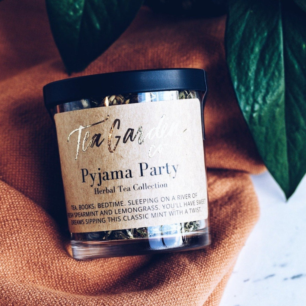 Pyjama Party - Herbal Tea Gourmet Tea Garden Co