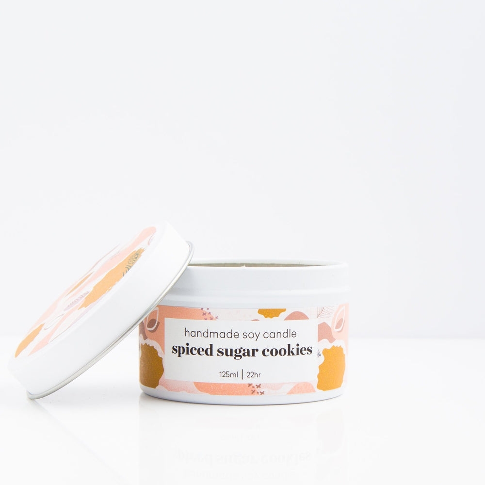Spiced Sugar Cookie Scented Candle Candles Sweet Magazine