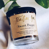 Sweet Poppy - Green Tea Gourmet Tea Garden Co