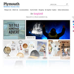 Visit Plymouth Homepage 1x1 Tile