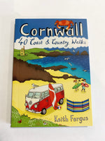 Cornwall 40 Coast and Country Walks