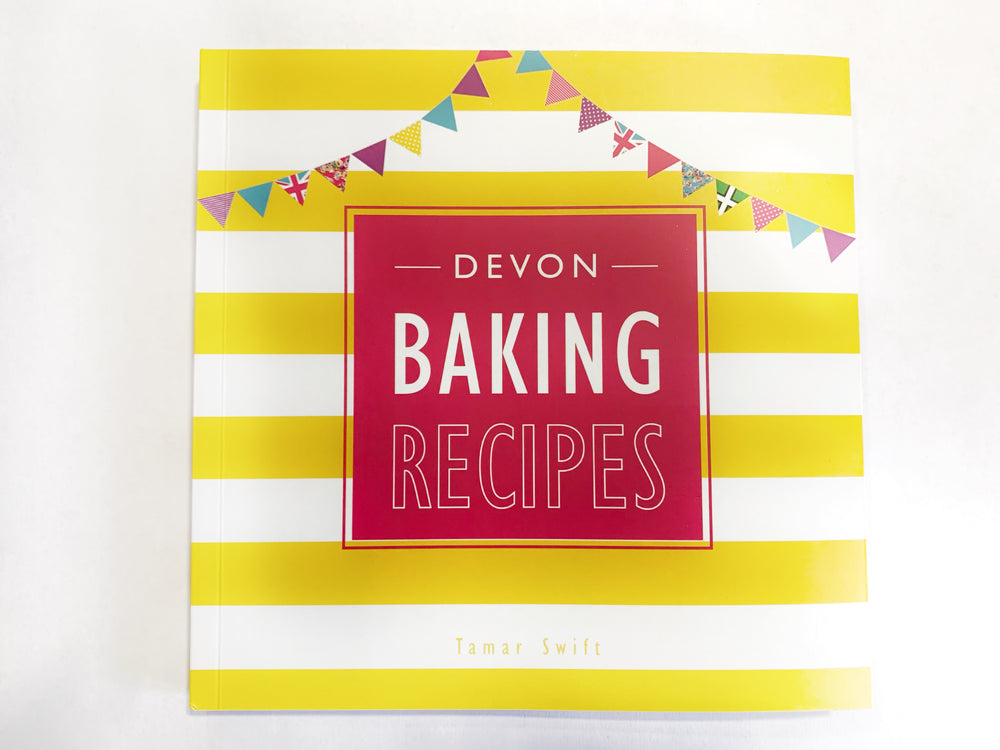 Devon Baking Recipes by Tamar Swift