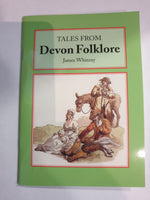 Tales from Devon Folklore book