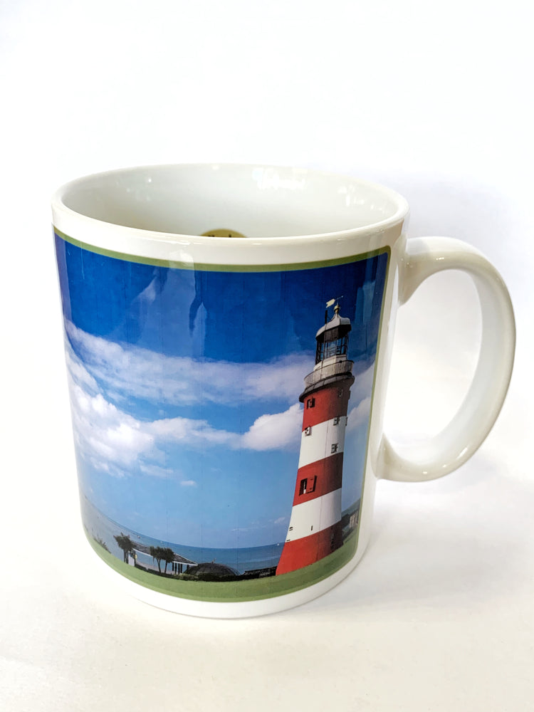 Plymouth Hoe Photographic Mug