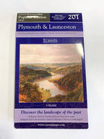 Plymouth and Launceston Historical Map 1919 (Cassini Popular Edition)