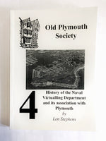 History of the Royal William Yard by Len Stephens