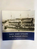 Sail and Steam in the Plymouth District by Alan Kittridge