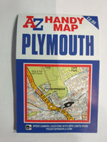 Plymouth Handy Map A-Z