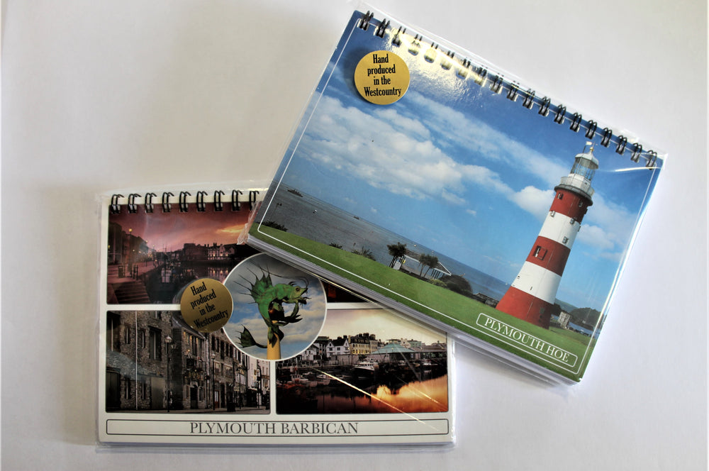 Plymouth Hoe Notebook