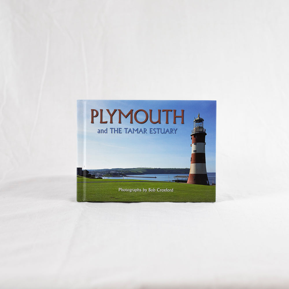 Plymouth and the Tamar Estuary  by Bob Croxford