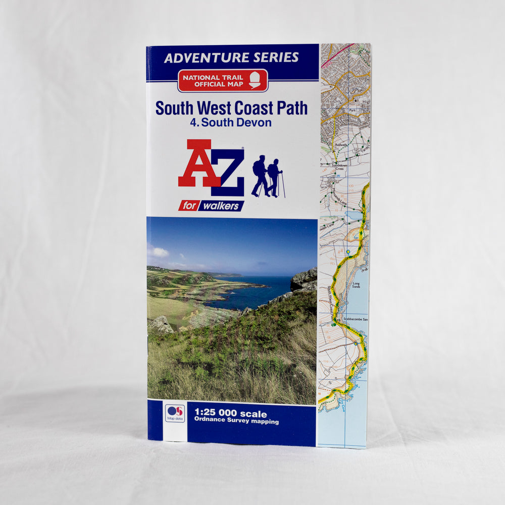 South West Coast Path: 4 - South Devon