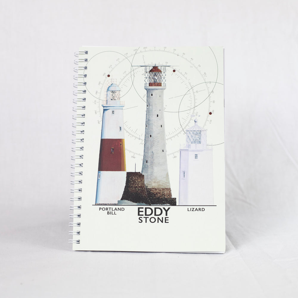 Lighthouses Notebook