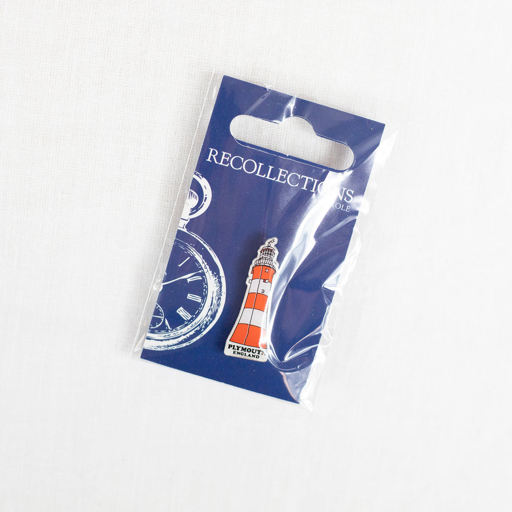 Lighthouse Pin Badge