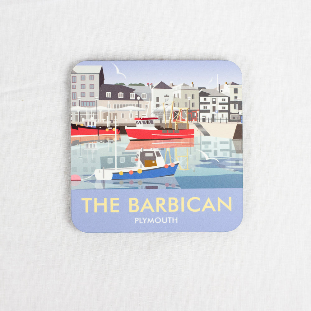 Barbican Coaster