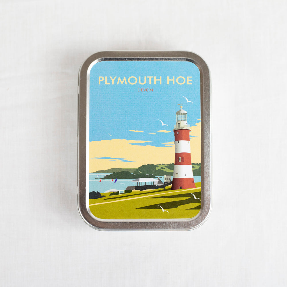 Collectors Tin - Plymouth Hoe