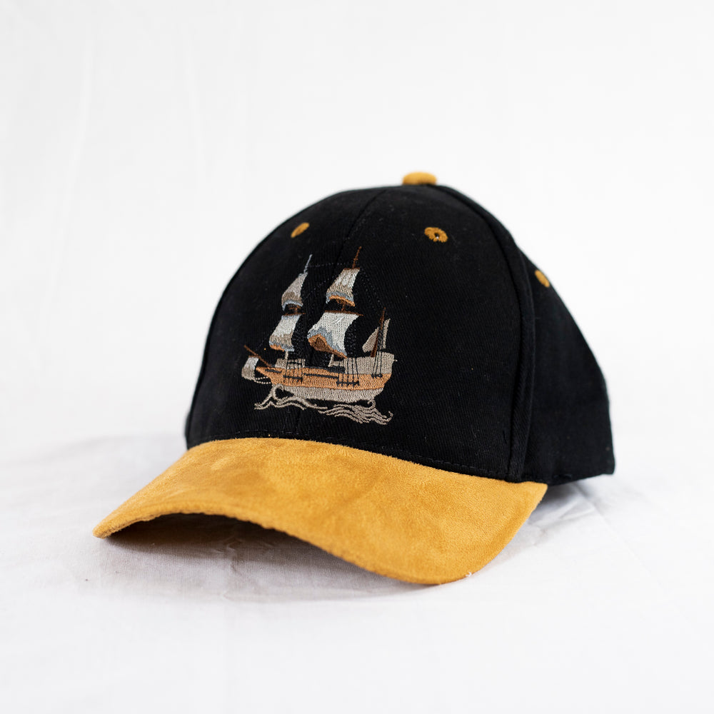 Baseball Cap - Mayflower (Black)