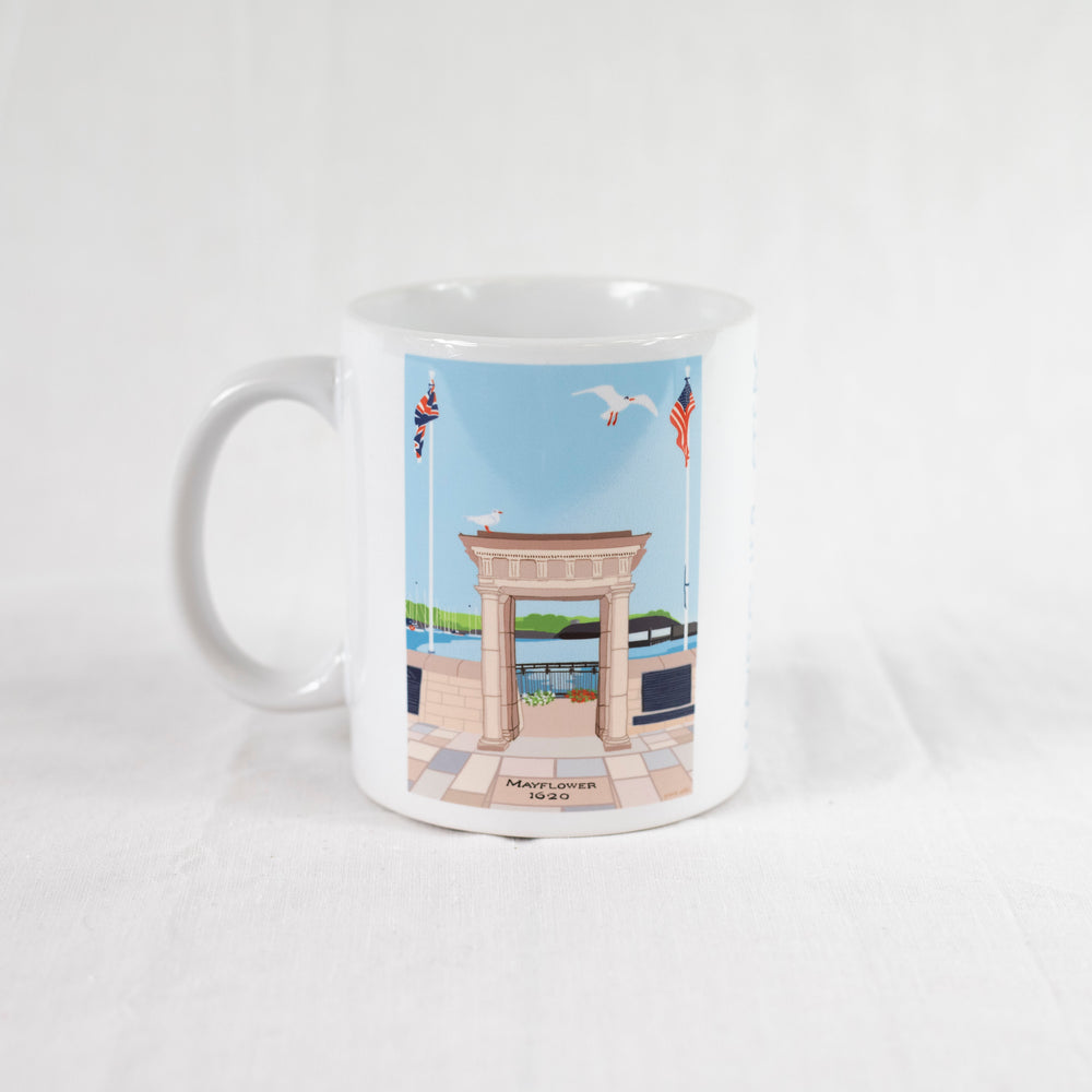 Mayflower Steps Mug