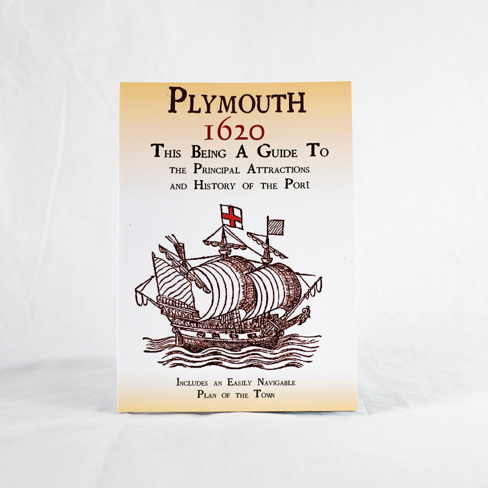 Plymouth 1620-2020: A Pocket Guide to the City over the last 400 Years by Chris Robinson