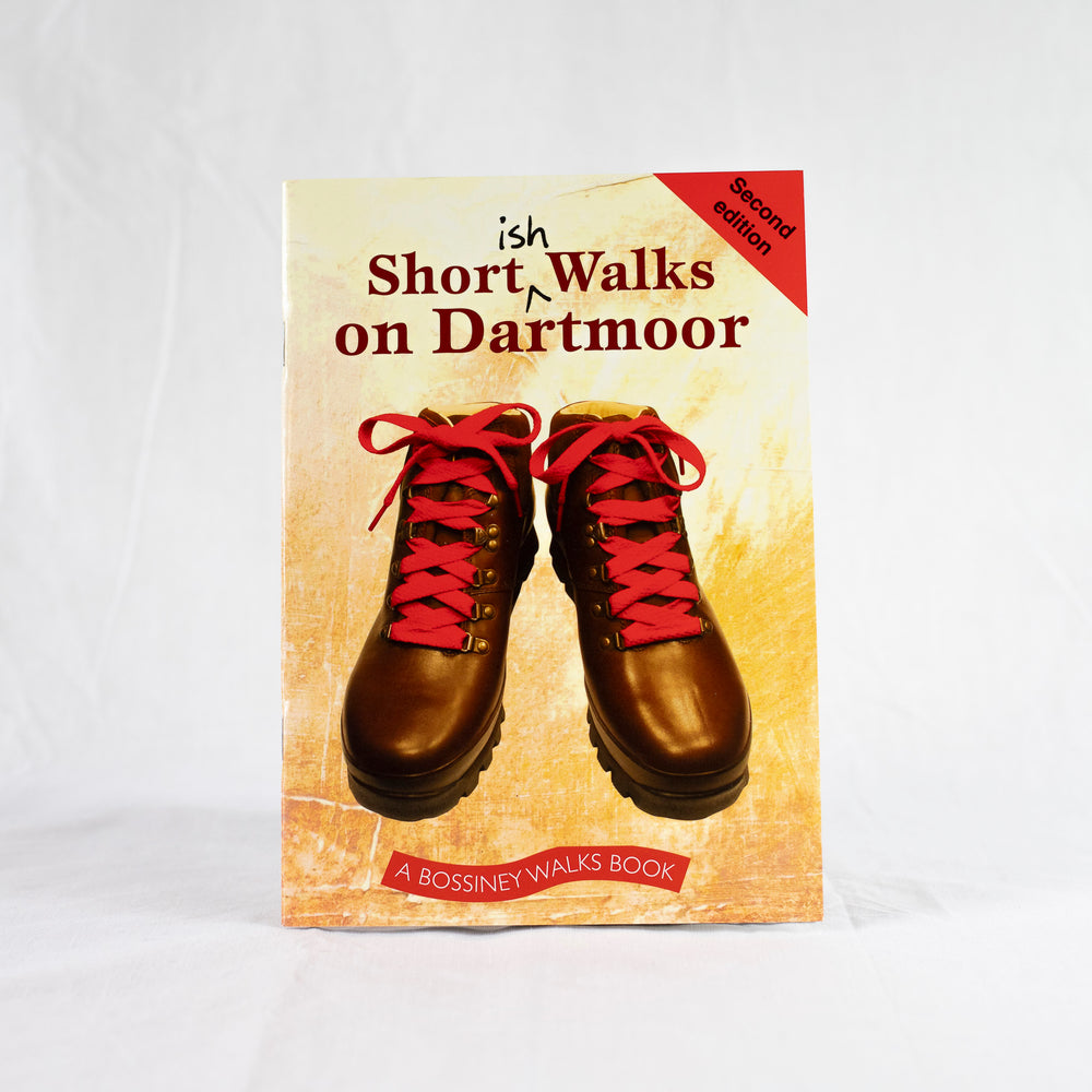 Short(ish) walks on Dartmoor by Paul White