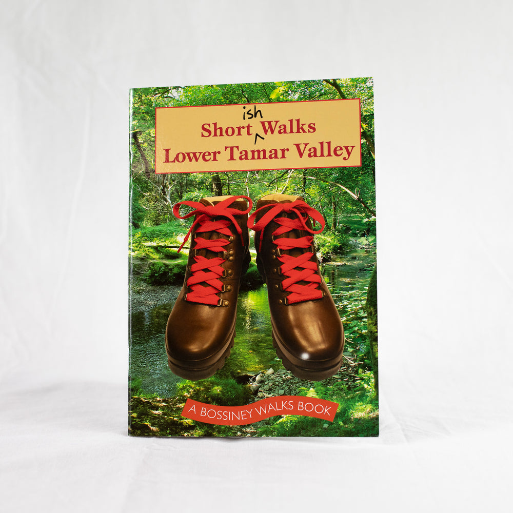 Short(ish) walks in the Lower Tamar Valley by Paul White