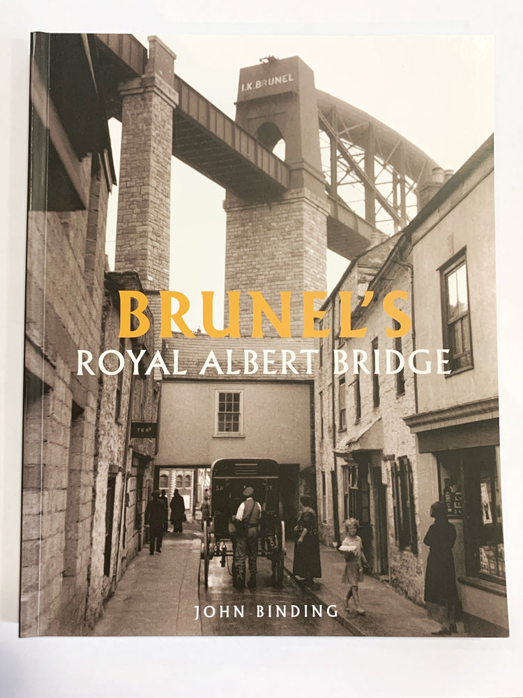 Brunel's Royal Albert Bridge by John Binding