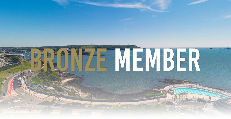 Destination Plymouth Membership - BRONZE