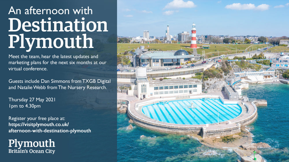 An afternoon with Destination Plymouth