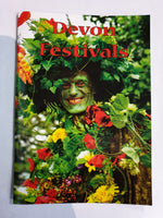Devon Festivals book