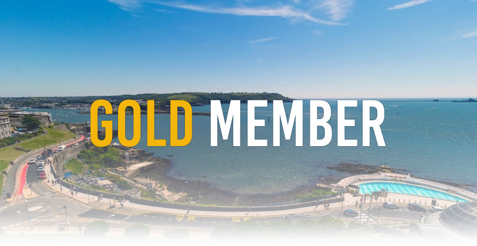 Destination Plymouth Membership - GOLD