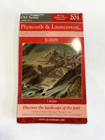 Plymouth and Launceston Historical Map 1809-1819 (Cassini Popular Edition)