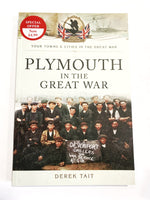 Plymouth in the Great War by Derek Tait