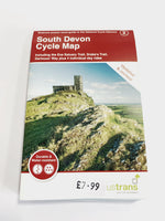 South Devon Cycle Map (Sustrans)