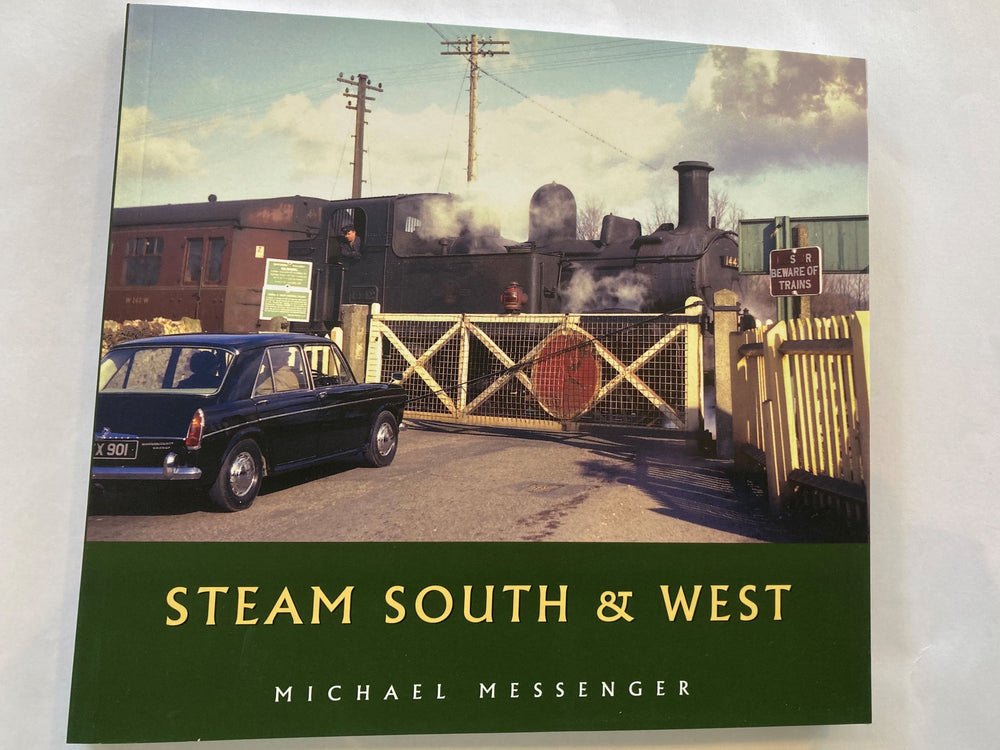 Steam South West by Micheal Messenger
