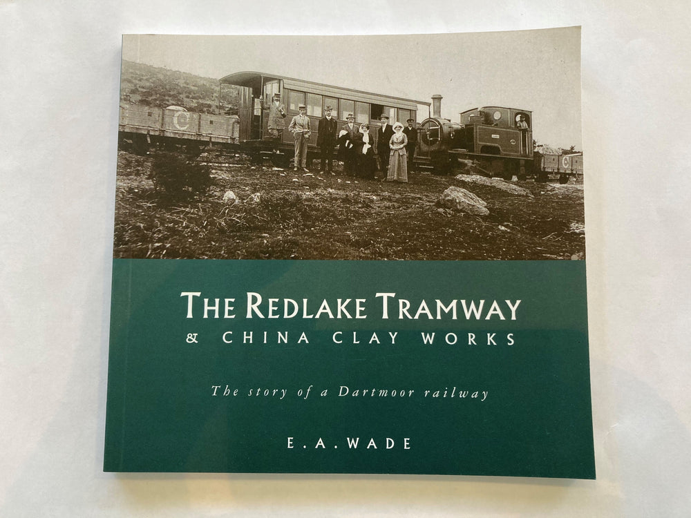 The Redlake Tramway & china clay works