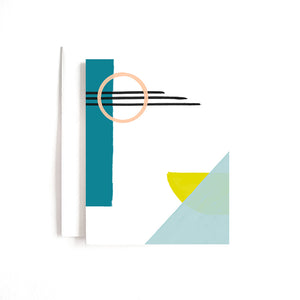 GEO SHAPES CARD